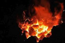 OKD kovářské černé uhlí, Antracit, frakce 10-25