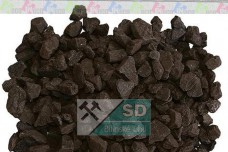 Ořech II - Bílinské hnědé uhlí - pro automatické kotle (volně ložené - cena za 1q)
